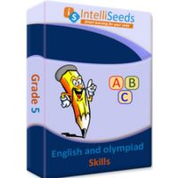 Class 5- English Olympiad- 3 months- Intelliseeds