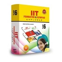 Class 6- Combipack, IIT foundation (Paperback)