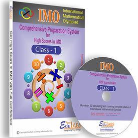 Class 1- IMO Olympiad preparation- CD (iachieve)