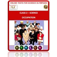 Class 2, Occupation, Online test for Science Olympiad