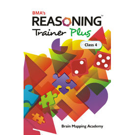 Class 4- Reasoning trainer plus, Mental Ability