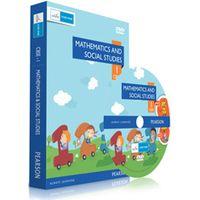 CBSE Class 1 Maths and Social Studies(DVD)