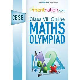Online Practice & Training tests pack for IMO / Math Olympiad- Class 8