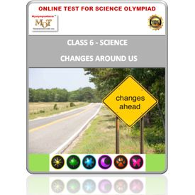 Class 6 Science Worksheets- Changes around us