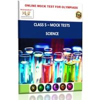 Class 5, Online topic wise tests, Science Olympiad- MOT