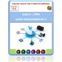 Class 3, Latest developments, Online test for Cyber Olympiad