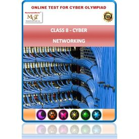 Class 8, Networking, Cyber Olympiad Online test