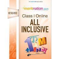 Meritnation- Online ICSE All inclusive course- Class 8