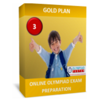 Class 3, Gold Plan, NSO Preparation (Live mock tests, online sample tests, printable worksheets)