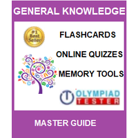 The complete guide to General Knowledge (G. K) Olympiads and other exams