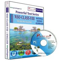 Class 8- NSO Olympiad preparation- Powerful test series (CD)