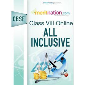 Meritnation- Online CBSE course, All inclusive- Class 8