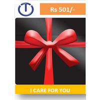 Gift Card- Rs 501