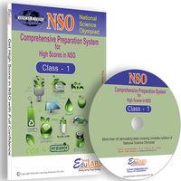 Class 1- NSO Olympiad preparation- (CD by iachieve)