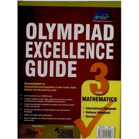 Class 3- Olympiad excellence guide- Mathematics