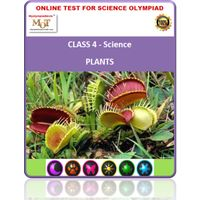 Class 4 Science worksheets- Plants