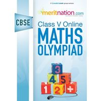 Online Training and Practice test pack for IMO / Math Olympiad- Class 5