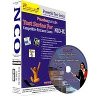 Class 9- NCO Olympiad preparation- (1 CD Pack)