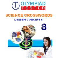 Class 8 Science 50 Printable Crosswords (PDF)