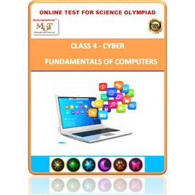 Class 4, Fundamentals of computers, Online test for Cyber Olympiad