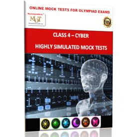 Class 4, Online topic wise tests, Cyber- MOT (BMA s Reasoning trainer plus worth Rs 175 for FREE)