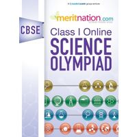 Online Practice & Training tests pack for NSO / Science Olympiad- Class 1