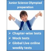 Junior Global Online Weekly Science Olympiad test- GLOWSOT (Class 3 to Class 6), class 5