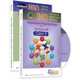 Class 9- NSO IMO Olympiad preparation- CD (edl)