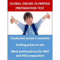 Global LIVE Online Olympiad preparation test| Maths & Science| Class 2 to Class 6, class 4