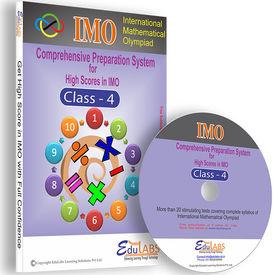 Class 4- IMO Olympiad preparation- (CD by iachieve)