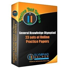 Online test series for G. K Olympiad- Class 10