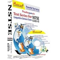 Class 6- NSTSE Olympiad preparation- (1 CD Pack)