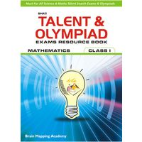 Class 1- Talent & Olympiad exam resource book