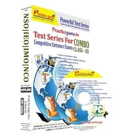 Class 3- IEO NSO IMO NCO test series (CD Pack) - PG