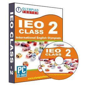 Class 2- IEO Olympiad preparation- Powerful test series (CD)