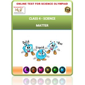 Class 4 Science Worksheets- Matter and Materials