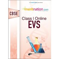 Class 1, CBSE Online course- EVS (MT- 1- SC)