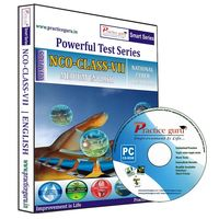 Class 7- NCO Olympiad preparation- Powerful test series (CD)