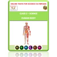 Class 2 Science Worksheets- Human Body