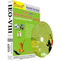 Class 8- IEO Olympiad preparation- (1 CD Pack)
