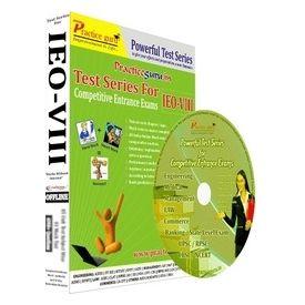 Class 8- IEO Olympiad preparation- (1 CD Pack)