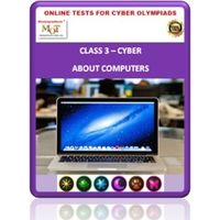 Class 3, About computers, Online test for Cyber Olympiad