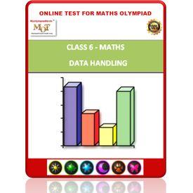 Class 6, Data handling, Online test for Math Olympiad