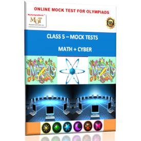 Class 5, Online Mock tests, Maths+ Cyber