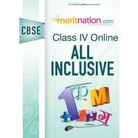 Class 4, CBSE Online course- All inclusive (MT- 4- ADV)