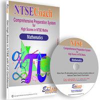 Class 10- NTSE Math preparation- (CD by iachieve)