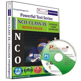 Class 9- NCO Olympiad preparation- Powerful test series (CD)