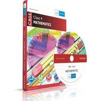CBSE, Class 4, Mathematics (1 CD Pack)