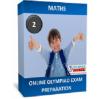Silver Plan for Class 2 IMO (International Mathematics Olympiad) preparation, Class 2