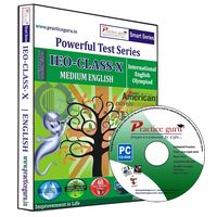Class 10- IEO Olympiad preparation- Powerful test series (CD)